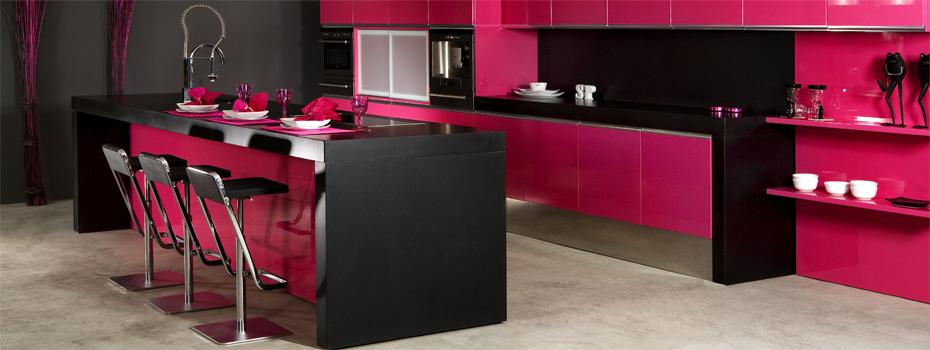 Carrelage de cuisine carrelage de cuisines - Table cuisine noir ...