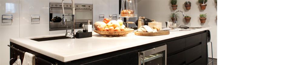 Plans De Travail Pour Votre Cuisine - Gammes De Granit, Quartz