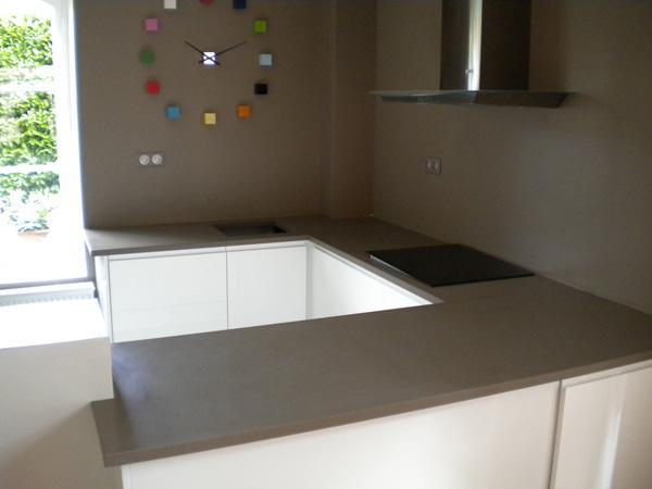Plan de travail cuisine granit quartz plan de travail silestone